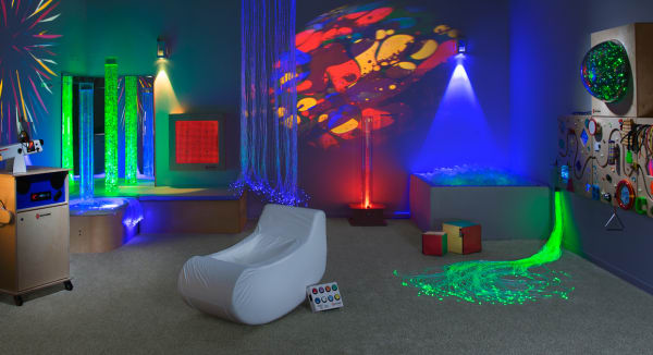 New Sensory Room for Dublin South East Services Glenageary