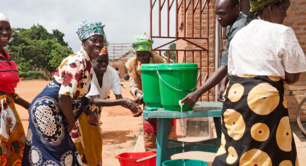 Clean Water, Food & Medicines for the Elderly